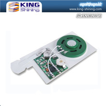 audio recording chip/audio sound module for christmas greeting cards