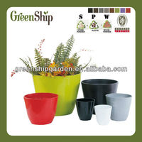 High QualityShiny Flower Pot for Home Decoration/10 years/ fire retardant