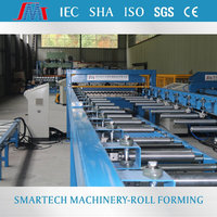 Hat Sale T18 Corrugated roof sheet making roll forming machine