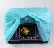 super thick super soft nylon coated pet dog cage cover