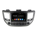 Dashboard placement and 8 inch screen size car radio dvd for TUCSON / IX35 2015