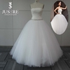 Real Photos Fashionable Ball Gown Princess Style Wedding Dress Patterns