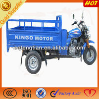 Trike motorcycle for cargo