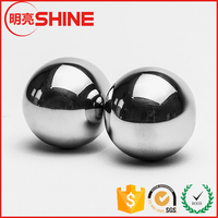 6 inch solid stainless steel ball SGS/ROHS quality steel ball