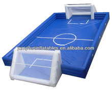 adults water football field/inflatable soap football for rental