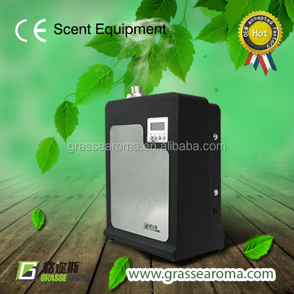 Hot Selling Aromatizer Nebulizer Scent oil Aroma Diffuser Machine
