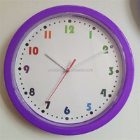 10 inches best selling products plastic cheap wall clock