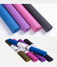 IMI Parts ISO9001 14001 RoHS Certificate Custom Printed Natural Anti-slip recycled rubber yoga mat