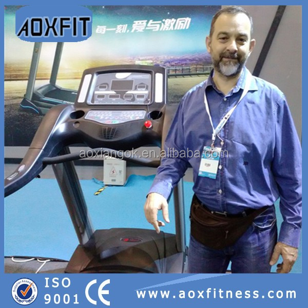 Hot sale commercial new design <strong>fitness</strong> 95ti treadmill manufacture for club