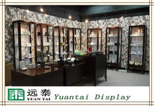 Professional to undertake Museum exhibition design and production of wooden museum display cabinet design