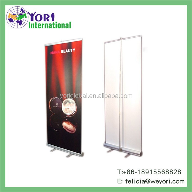 Yori different size roll up banner stand