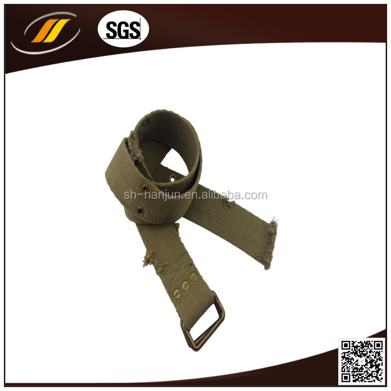 Fashion fabric belts with best price