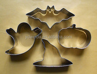 Halloween party baking biscuit cookie cutter set
