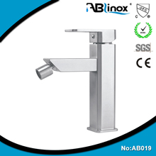 New style 8 years guarantee stainless steel basin mixer sanitary wares