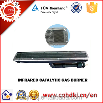 Industrial Ceramic Kitchen Hot Panel Infrared Burner HD242