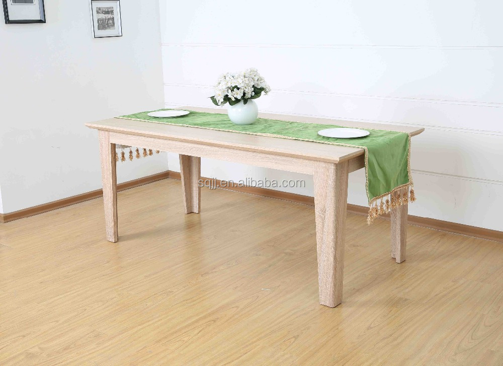 MDF modern dining table