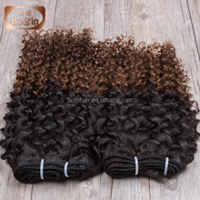hair for man peruvian ombre hair ombre bundles hair weaves