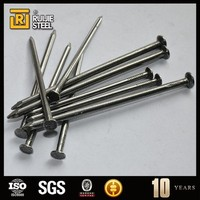 6 inch Electric galvanized Steel bright Common Wire Nail/polished common nails