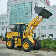 Compact wheel loader with best price