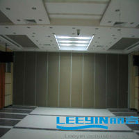 operable panel partition cinema wall board for good space