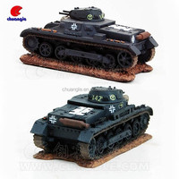 Collectible Military Tank Model, Scale Model Tank,Resin Craft Model