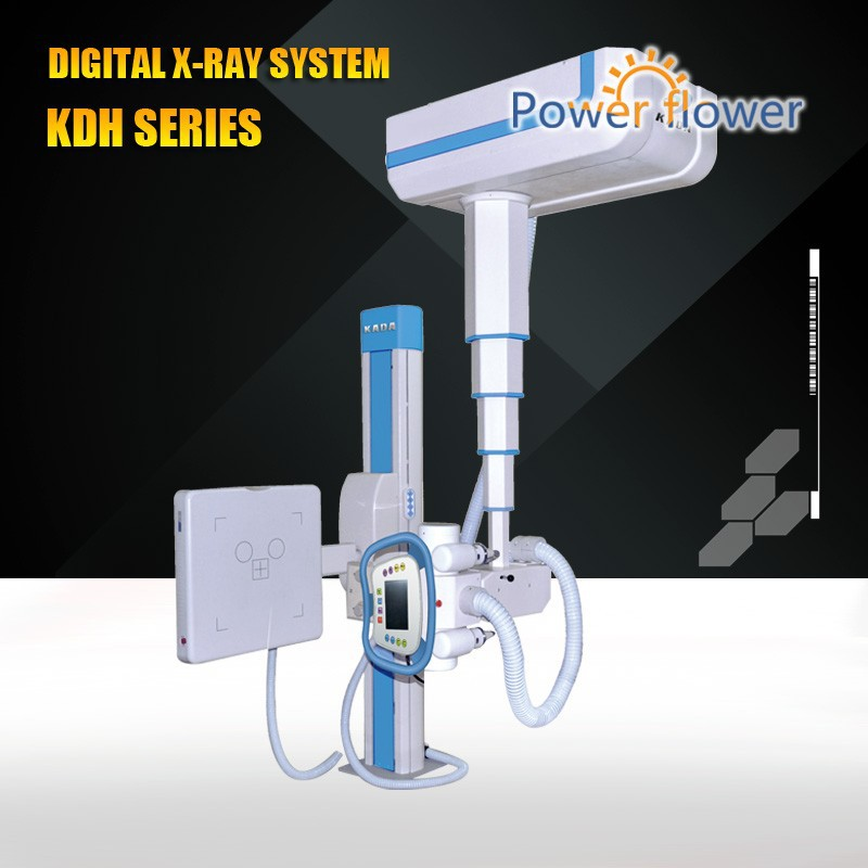 Factory direct with OEM new type mobile DR system CE ISO hospital equipment and machines