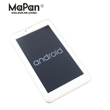 3G Android 4.4 Phablet mapan mx710b 3g 7 Inch Screen Mobile Internet Phone Options MTK8312 Dual Core CPU