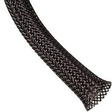 Flame-retardant with UL and SGS Certified PET Expandable Sleeve Mesh Tube