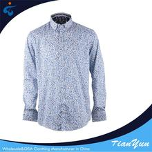 Customized professional Summer breathable casual dress shirt