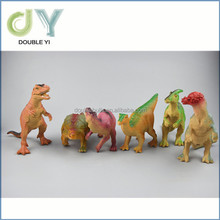 12pcs/set simulation model plastic dinosaur toys for kids