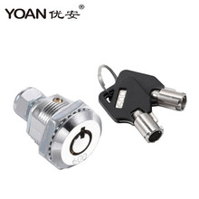 stainless steel cam lock for cabinet lock ,box lock