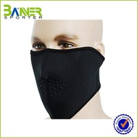 Popular Neoprene Half Face Mask Biking/Motorcycle Outdoor Riding Face Mask