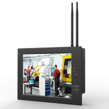 All-Weather 10.4 inch Industrial All In One Touch Mini Panel PC X86 Computer