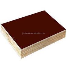 China Waterproof Film Faced Shuttering Plywood