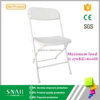 Most cheap summer outdoor white plastic chairs for sale