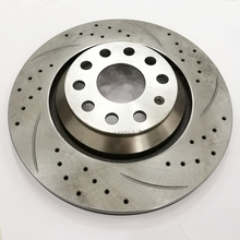 High performance spare auto parts OEM car brake disc rotor