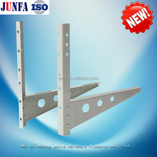 Heavy Duty Galvanised Air Conditioning / Heat Pump Condenser Bracket