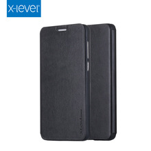 X-LEVEL China Good Factory Wholesale Leather Mobile Phone Flip Case For Huawei Honor6