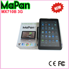 "android gsm tablet phone 7 inch rugged tablet/ 7"" 1024*600 3g mobile phone tablet pc"