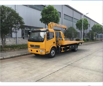 High Performance 4*2 Crane Tow Truck Manufacturers
