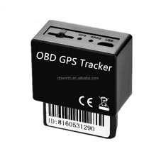 mini u-blox gps module neo-6m OBD2 vehicle tracking devices self charging gps tracker plug-and-play