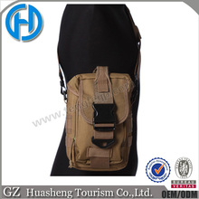 Wholesale oxford outdoor tactical shoulder bag for hiking