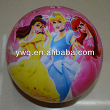 Inflatable Toy printing full princess /Beach Water Ball/PVC Ball /Hot sale PVC Inflatable Ball