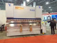Whole Steel Sheet Metal Bending Machine 320T 7 Meter CNC Sheet Metal Cutting And Bending Machine