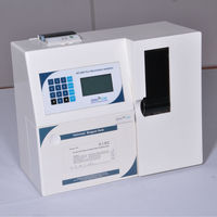 ST-100B Na/K/iCa/Cl/Li/pH/HCO3 Electrolyte Analyzer