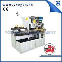 Automatic food can tin box making machine
