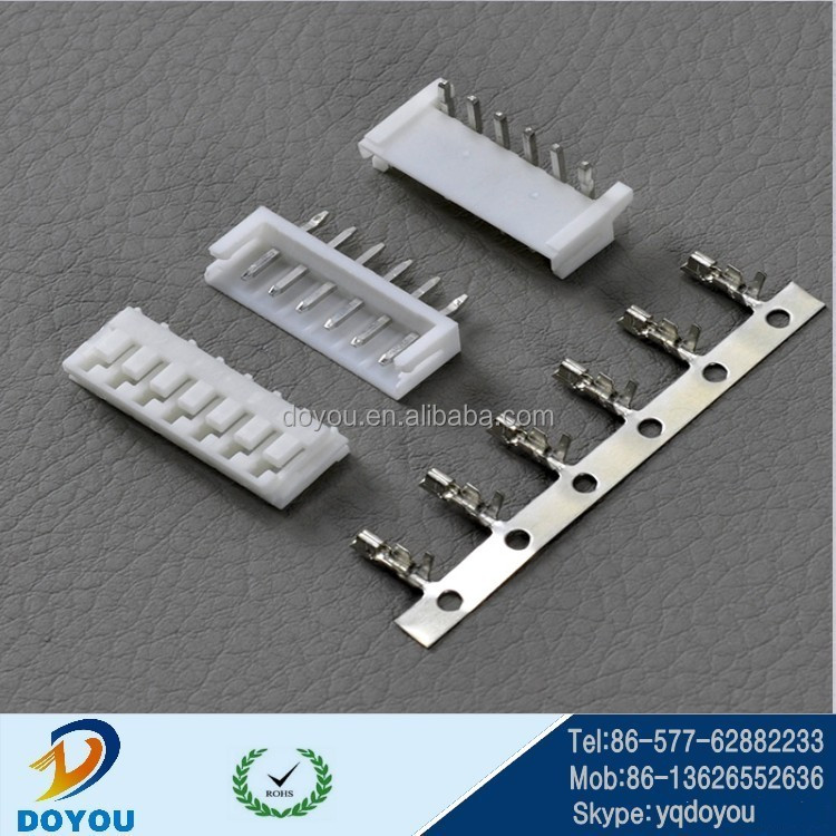JST EH connector 2.5mm vertical wafer connector 2p replacement