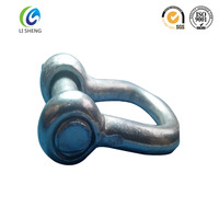 Us Type Carbon Steel Bow Shackle