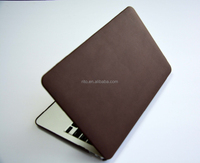 "Fashion PU Leather Protecter Sleeve Case for Macbook Pro/Air/Retina (Macbook Pro 15"", brown)"