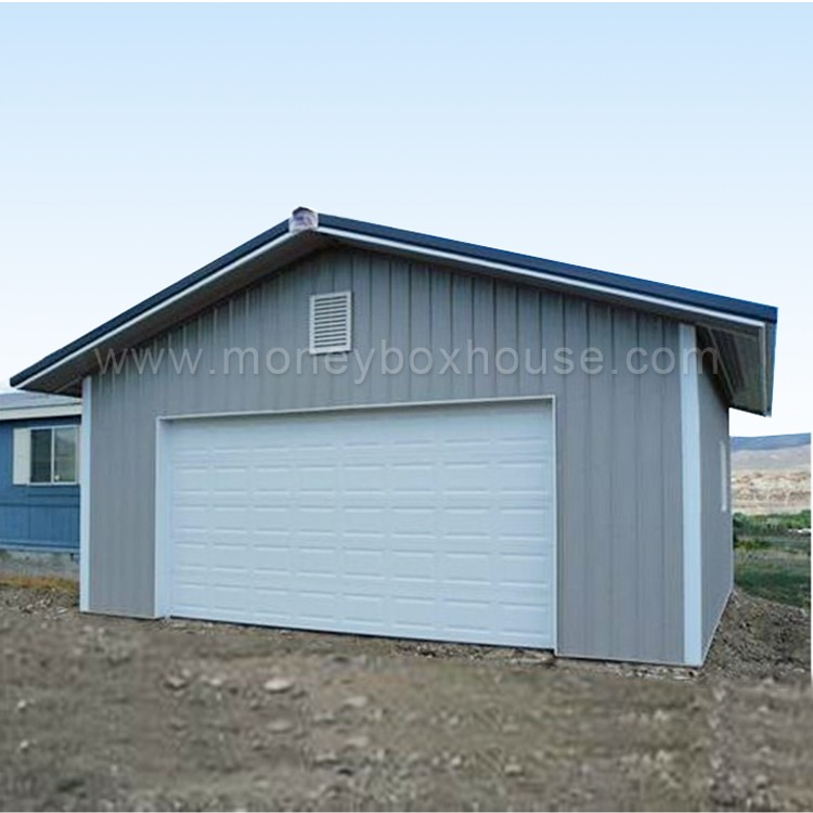 2017 cheap prefab garage car garage in low price for sale